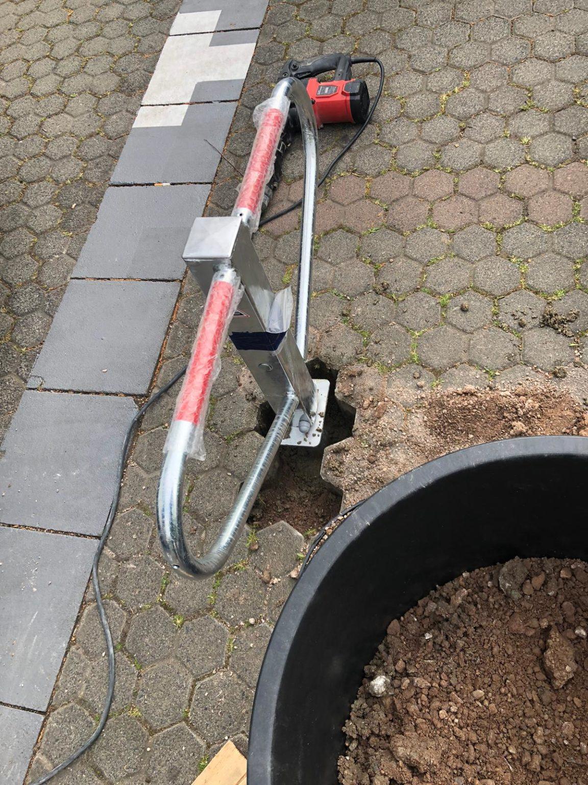 Parkbügel Erfurt