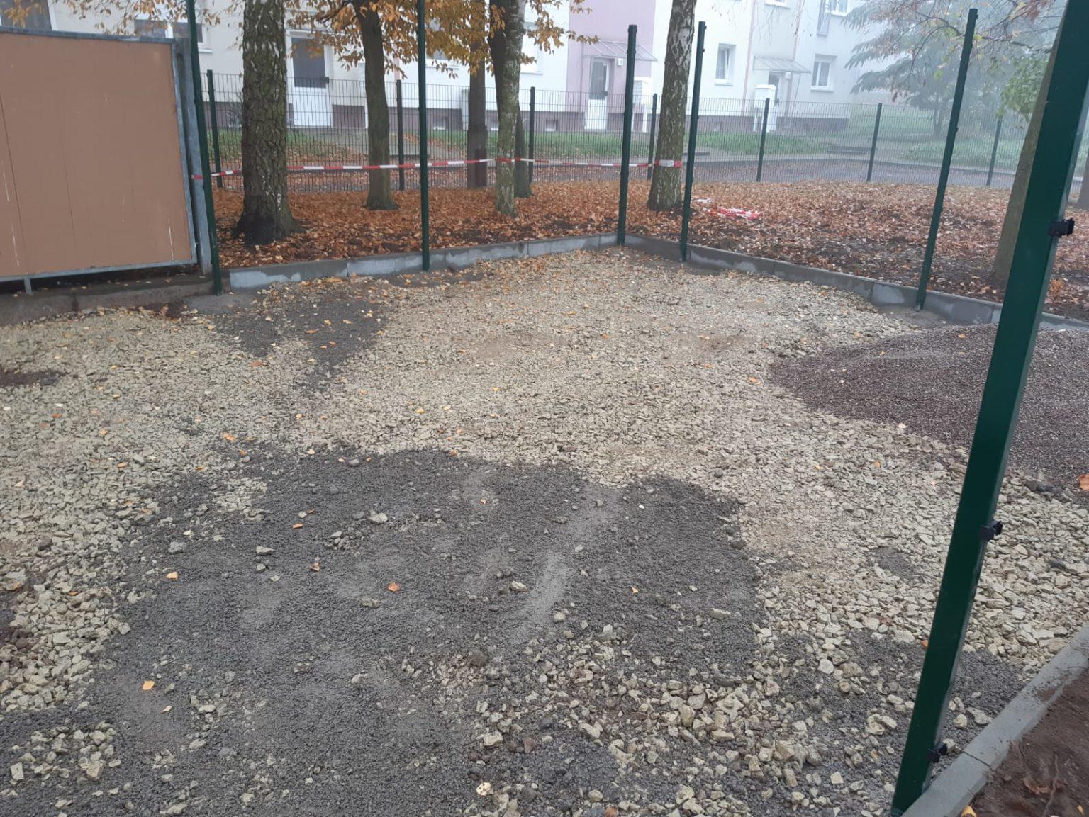 Müllplatz Gotha