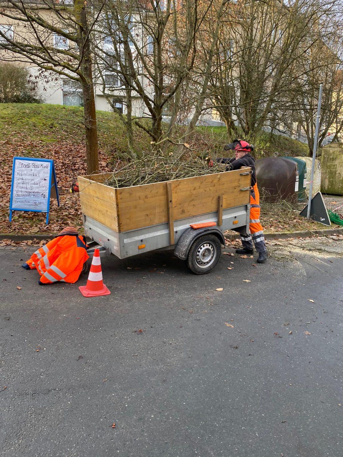 Grünanlagenpflege Stadtroda