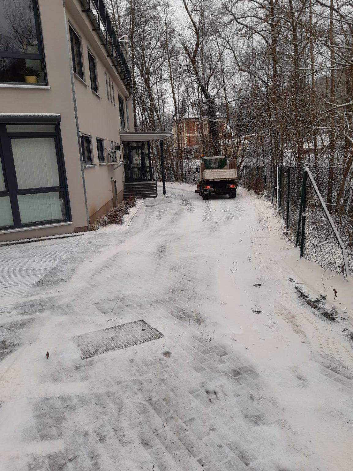 Winterdienst Stadtroda