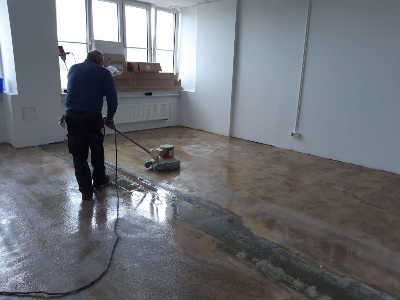 Fußbodenbeschichtung Jena