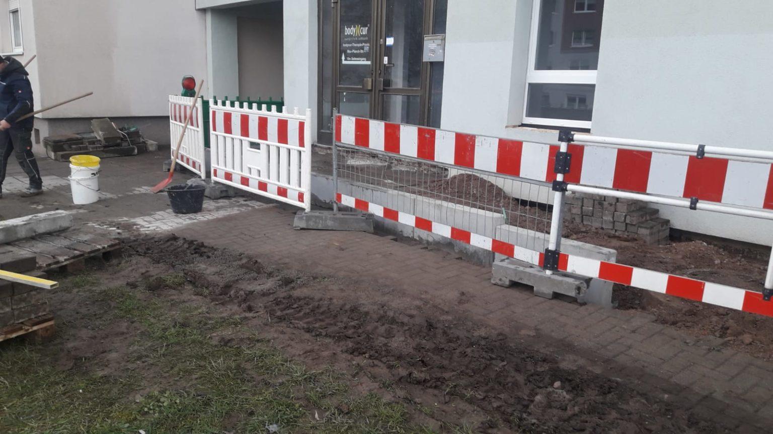 Treppenanlage Erfurt